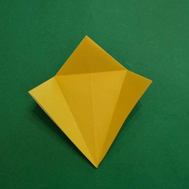 ウッドストックの折り方・作り方 (13)
