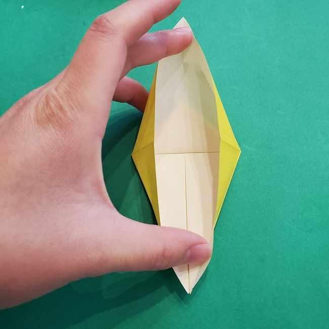ウッドストックの折り方・作り方 (14)
