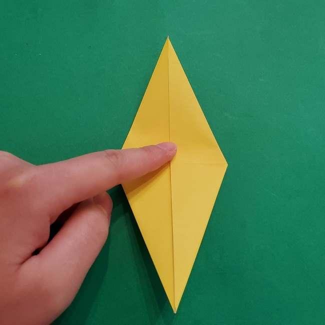 ウッドストックの折り方・作り方 (15)