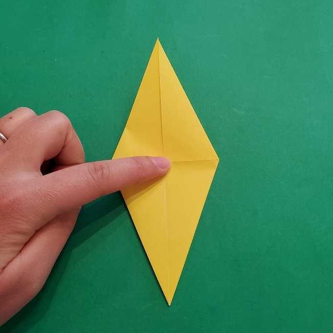 ウッドストックの折り方・作り方 (16)