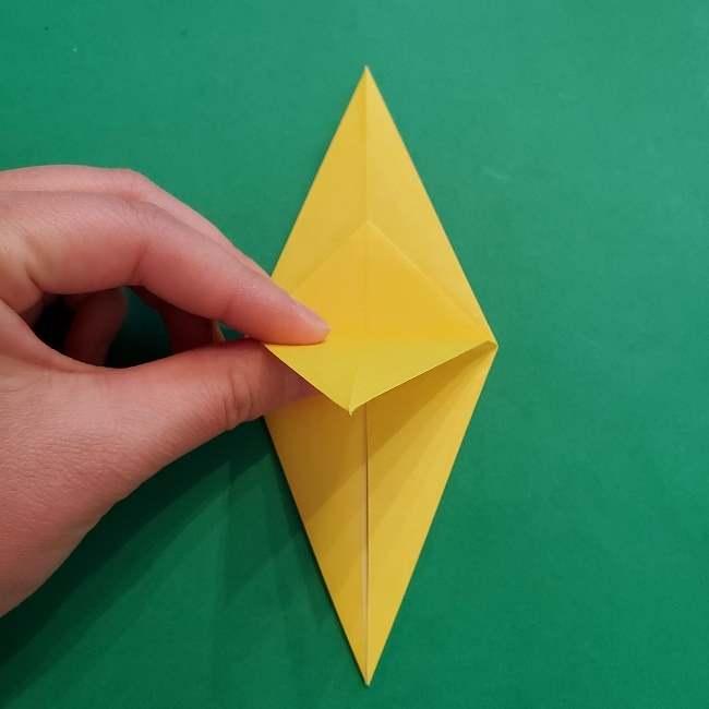 ウッドストックの折り方・作り方 (17)