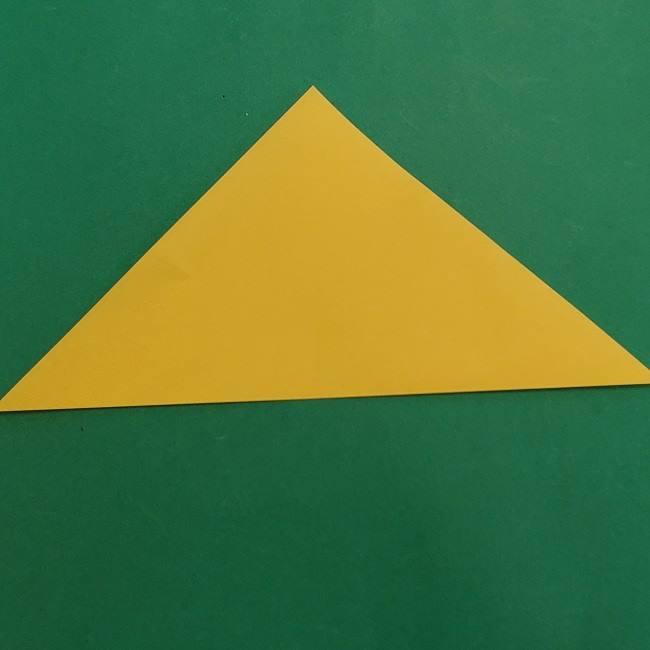 ウッドストックの折り方・作り方 (2)