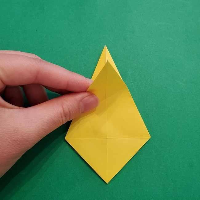 ウッドストックの折り方・作り方 (20)