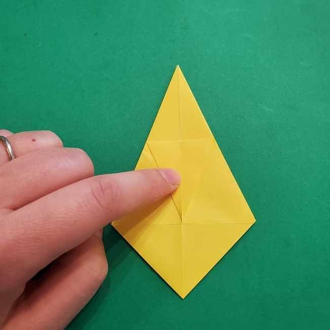 ウッドストックの折り方・作り方 (21)