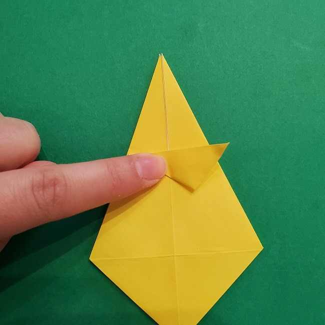 ウッドストックの折り方・作り方 (22)
