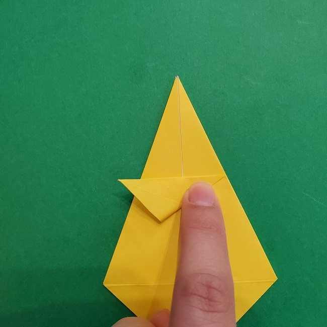 ウッドストックの折り方・作り方 (23)