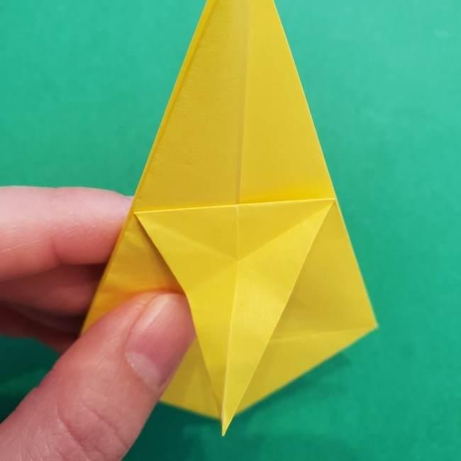 ウッドストックの折り方・作り方 (24)