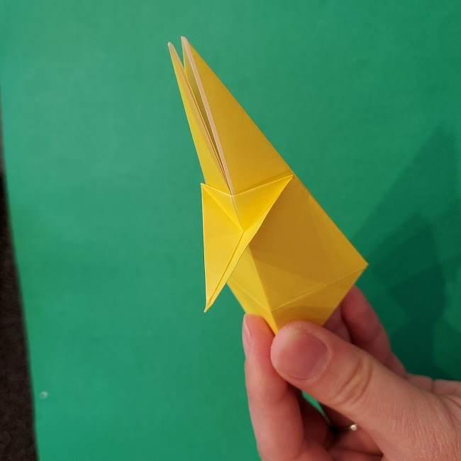 ウッドストックの折り方・作り方 (25)