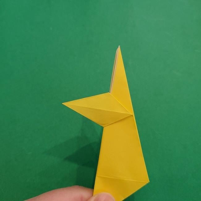 ウッドストックの折り方・作り方 (28)
