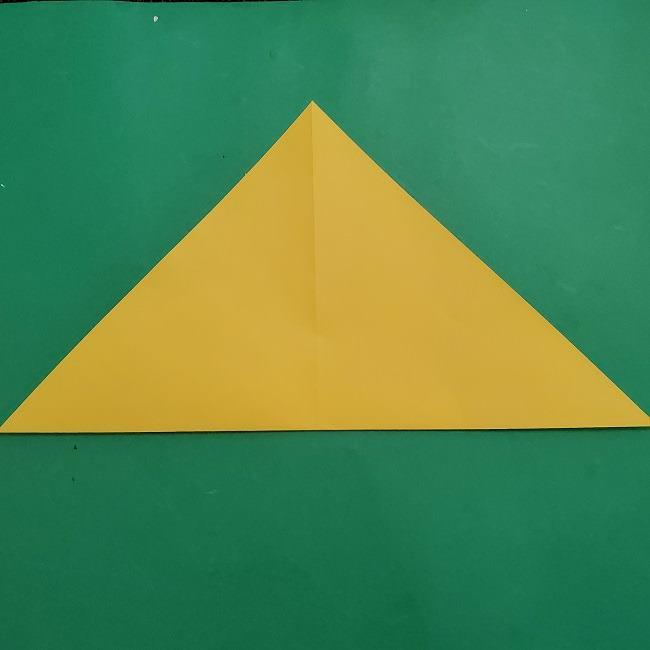 ウッドストックの折り方・作り方 (3)