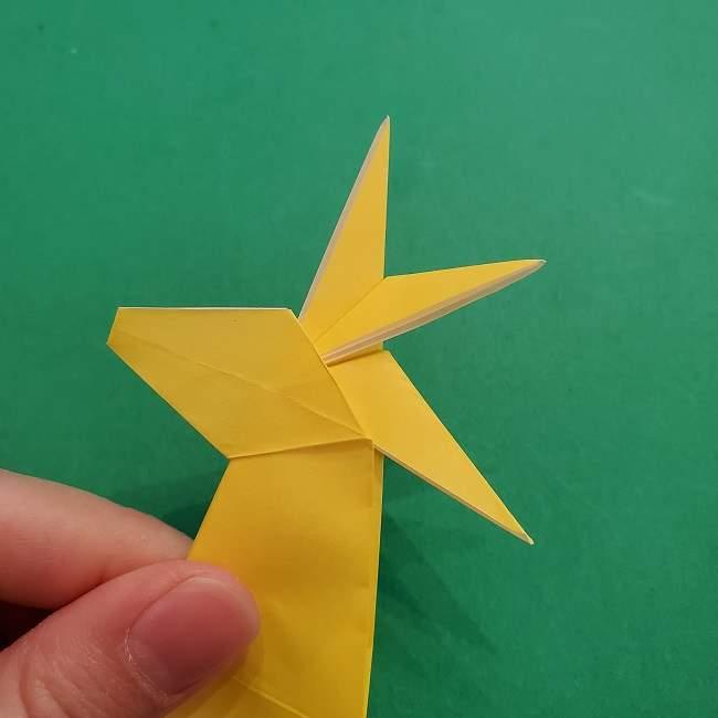 ウッドストックの折り方・作り方 (31)