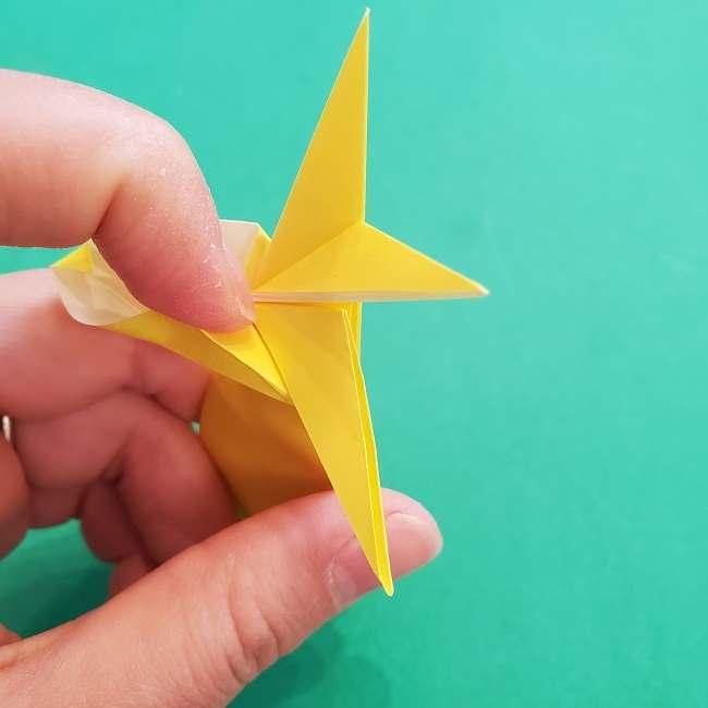 ウッドストックの折り方・作り方 (32)