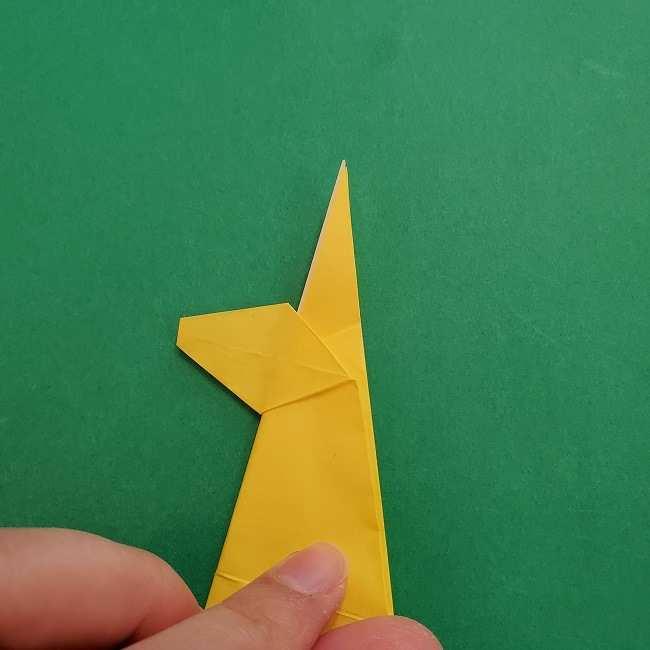 ウッドストックの折り方・作り方 (33)