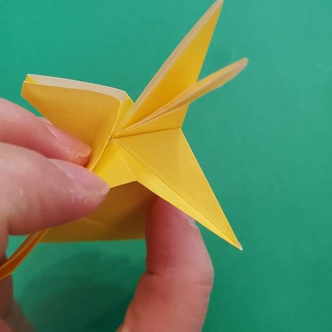 ウッドストックの折り方・作り方 (34)
