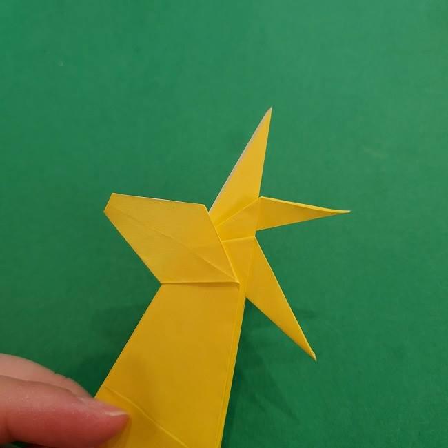 ウッドストックの折り方・作り方 (35)
