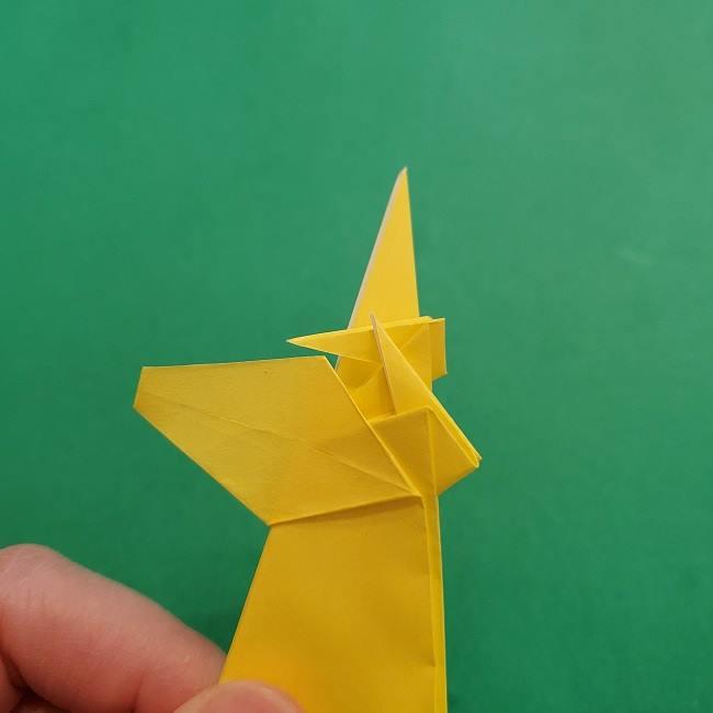 ウッドストックの折り方・作り方 (37)