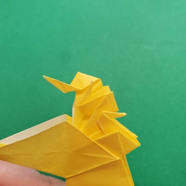 ウッドストックの折り方・作り方 (39)