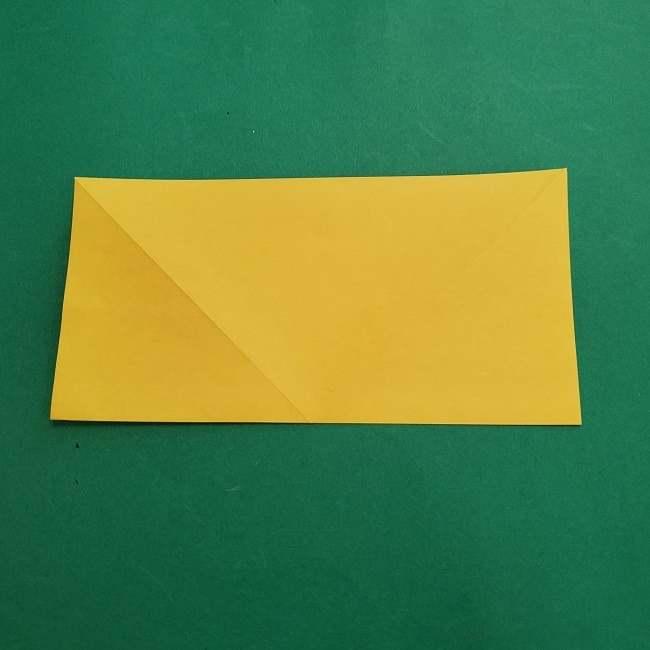 ウッドストックの折り方・作り方 (4)