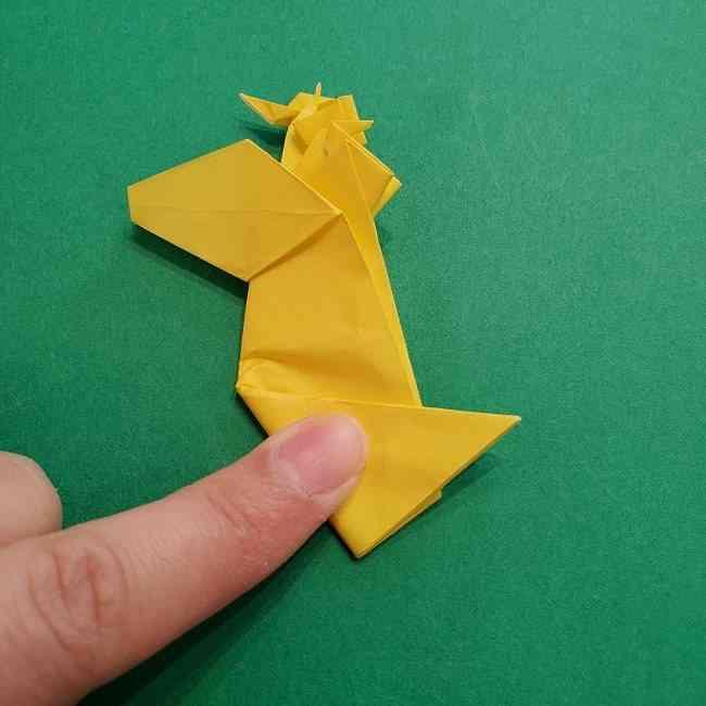 ウッドストックの折り方・作り方 (40)