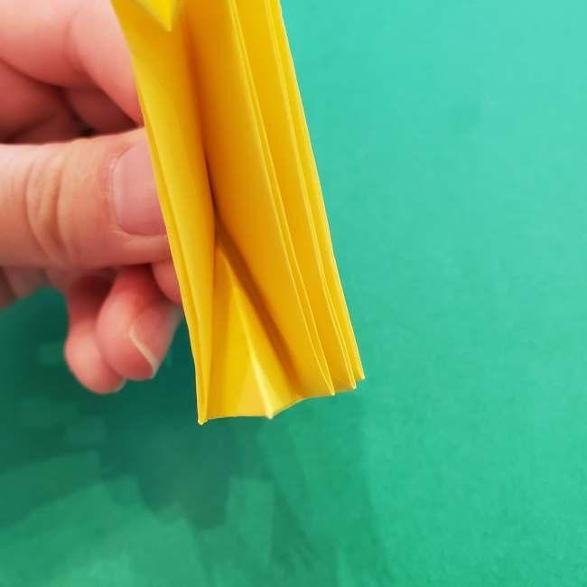 ウッドストックの折り方・作り方 (41)