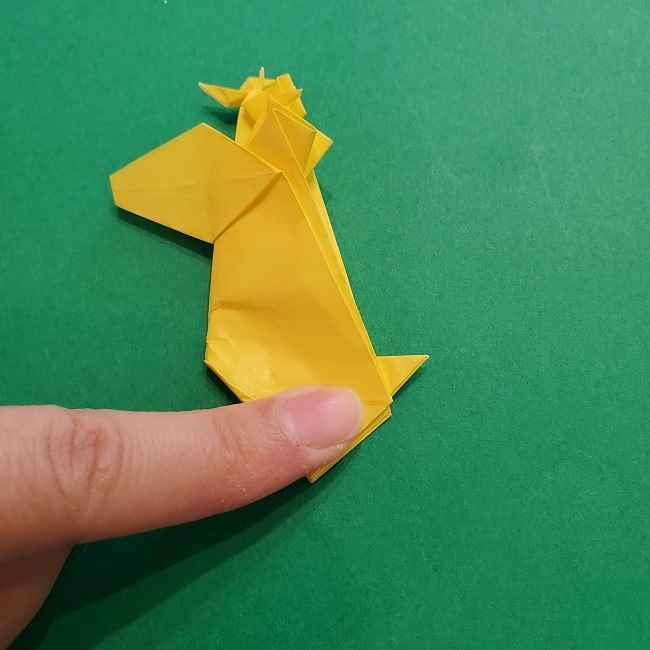 ウッドストックの折り方・作り方 (42)