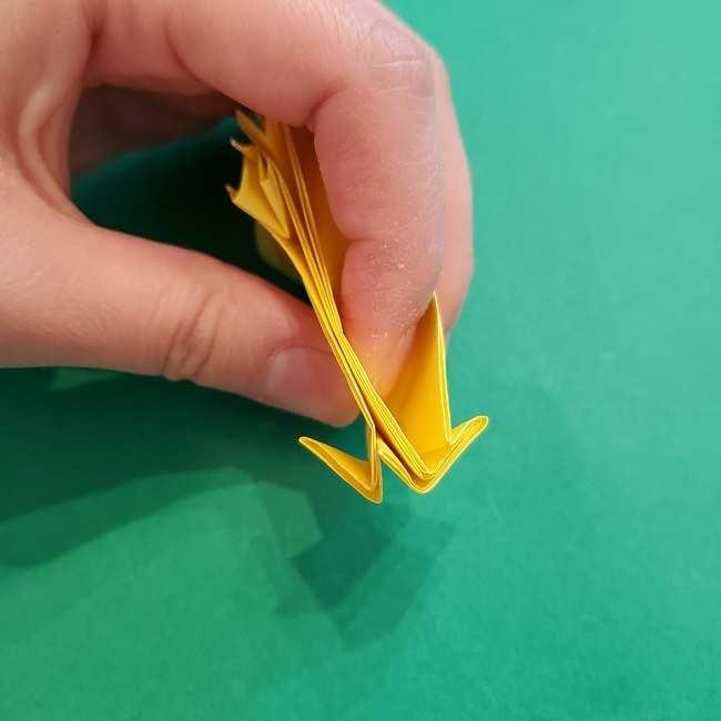ウッドストックの折り方・作り方 (43)