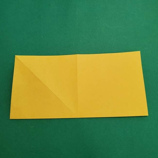 ウッドストックの折り方・作り方 (5)