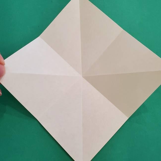 ウッドストックの折り方・作り方 (6)