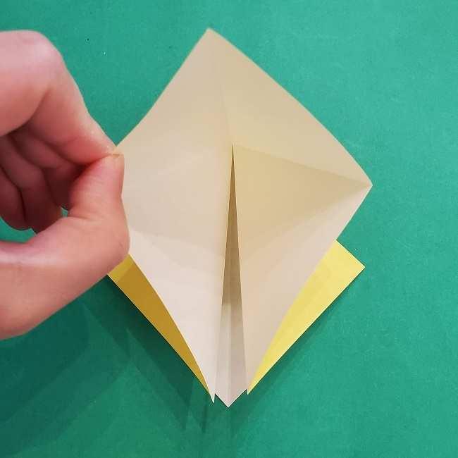 ウッドストックの折り方・作り方 (7)