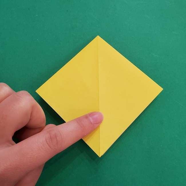 ウッドストックの折り方・作り方 (8)