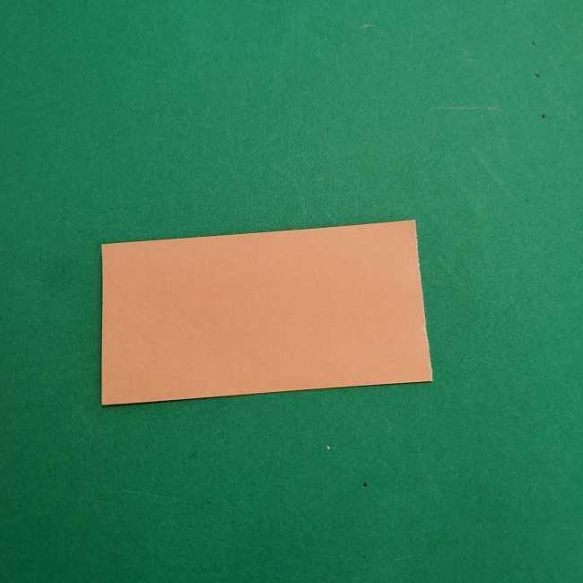 チャーリーブラウンの折り紙☆折り方作り方③手足 (2)