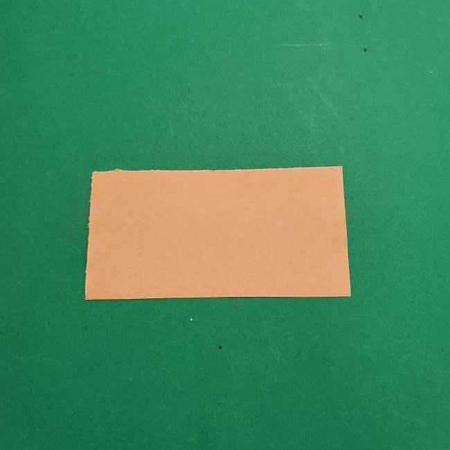チャーリーブラウンの折り紙☆折り方作り方③手足 (5)