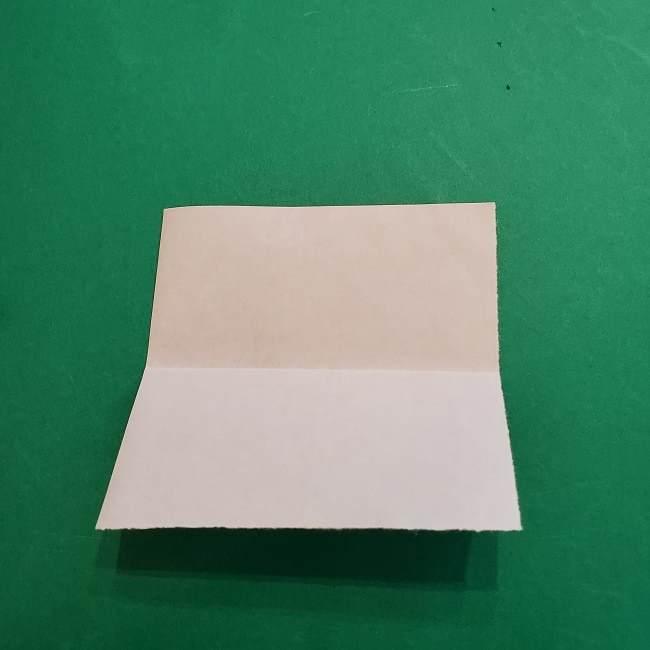 チャーリーブラウンの折り紙☆折り方作り方④ズボン (3)