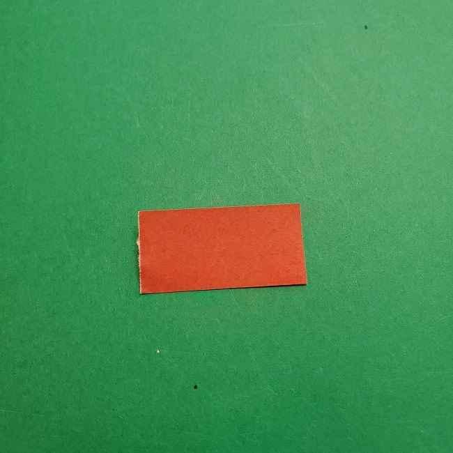 チャーリーブラウンの折り紙☆折り方作り方⑤靴 (2)