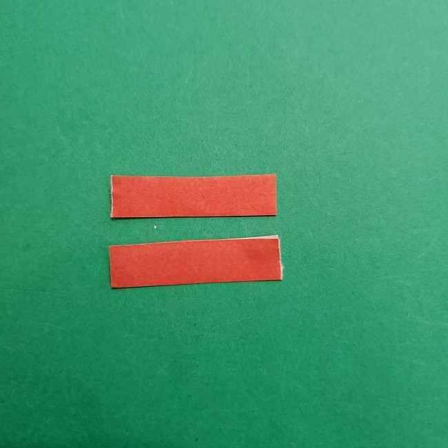 チャーリーブラウンの折り紙☆折り方作り方⑤靴 (4)