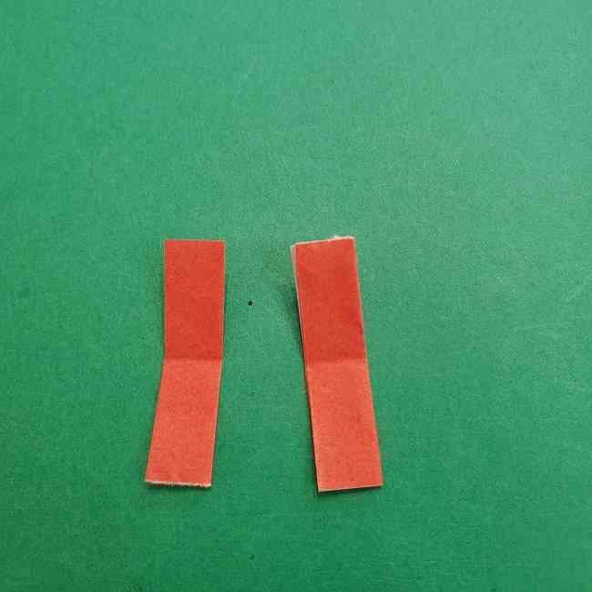 チャーリーブラウンの折り紙☆折り方作り方⑤靴 (6)