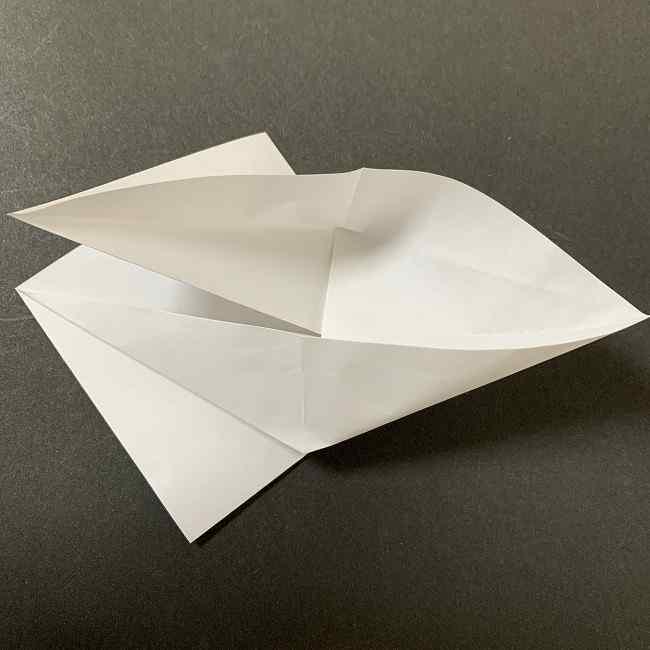 折り紙のオラフの作り方は簡単♪雪だるま全身の折り方☆補足 (1)