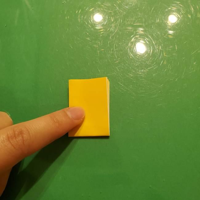 折り紙の流れ星①星パーツの折り方(12)
