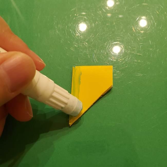 折り紙の流れ星①星パーツの折り方(20)