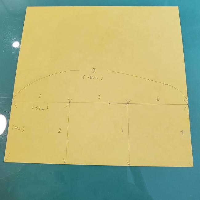 連鶴 稲妻の折り方は難しい?上級者向け折り紙(1)