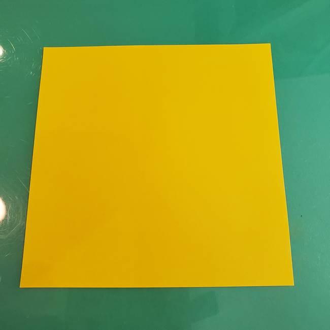雷の折り紙の折り方は簡単?用意するもの(1)