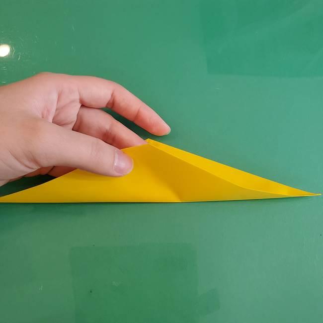 雷の折り紙 折り方作り方(10)