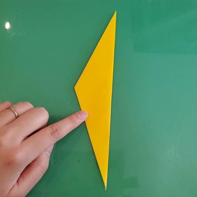 雷の折り紙 折り方作り方(11)