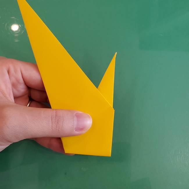 雷の折り紙 折り方作り方(13)