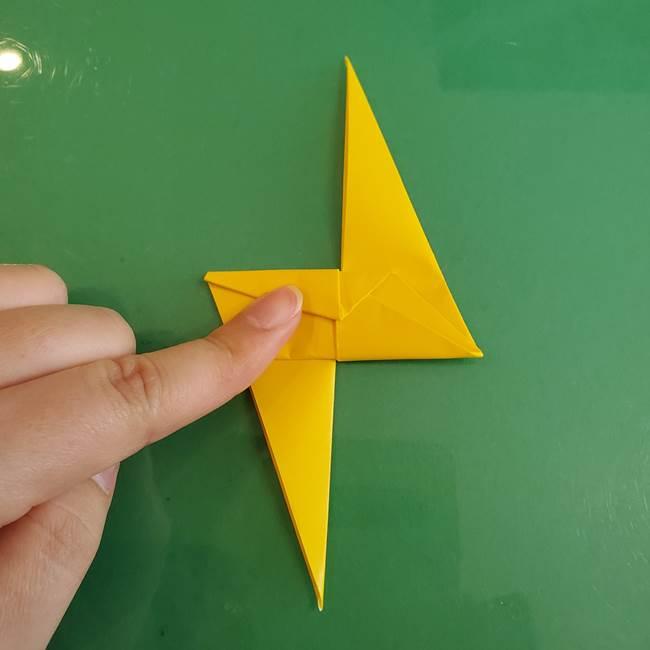雷の折り紙 折り方作り方(18)