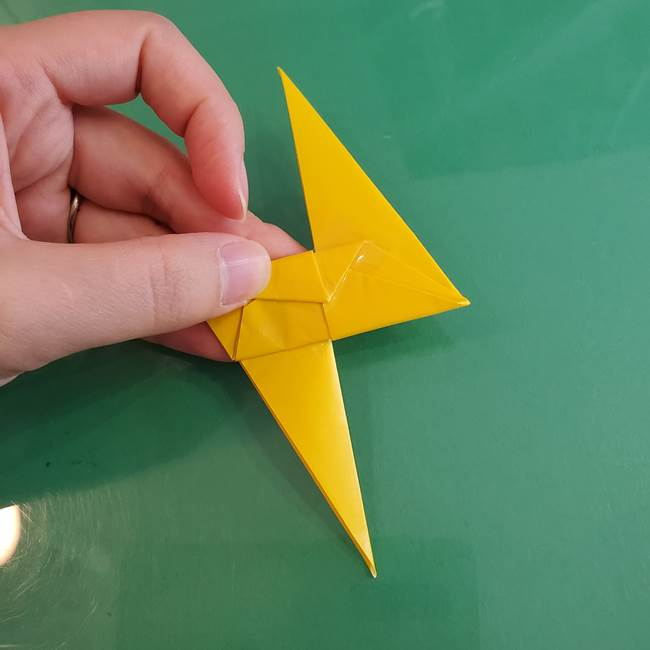 雷の折り紙 折り方作り方(19)