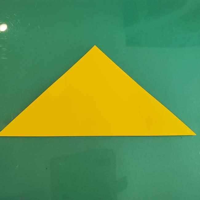 雷の折り紙 折り方作り方(2)