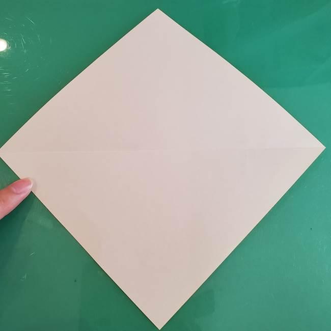 雷の折り紙 折り方作り方(3)