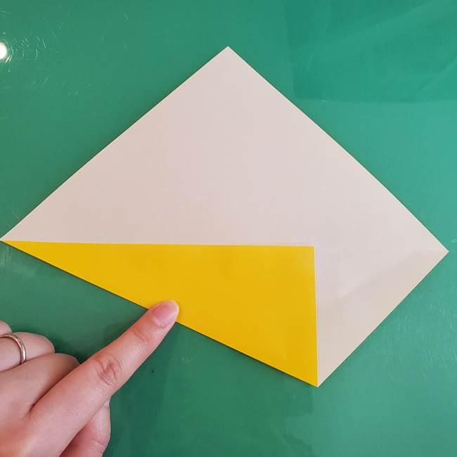 雷の折り紙 折り方作り方(4)