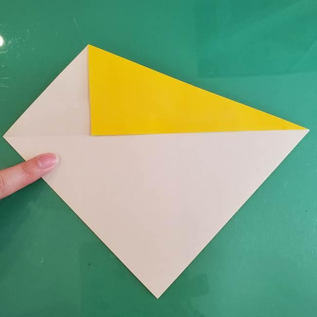 雷の折り紙 折り方作り方(5)